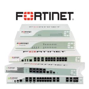 Fortinet Network Security Platforms